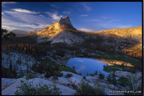 Cathedral Peak (photo: Greg Aiello) - Southern Yosemite Mountain Guides