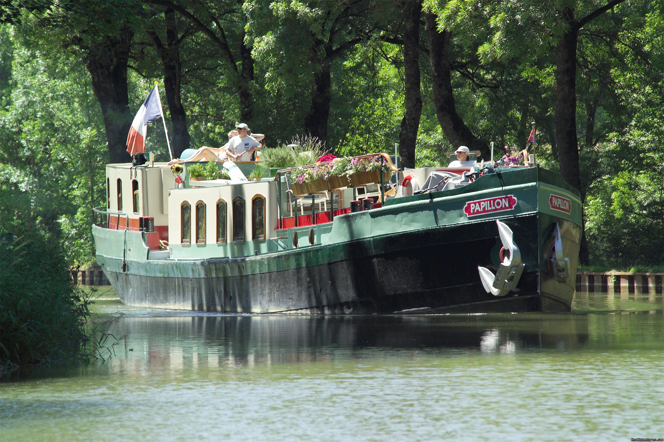 Cruising the Canals | Image #3/5 | Barge Vacations
