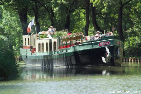 Cruising the Canals - Barge Vacations