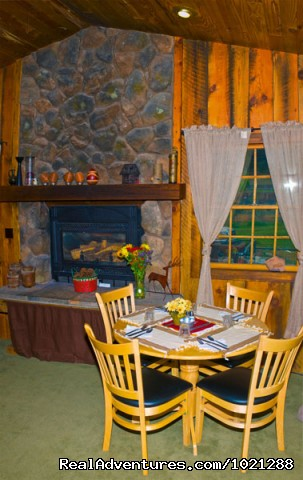- Abineau Lodge B&B Getaways Off the Beaten Path