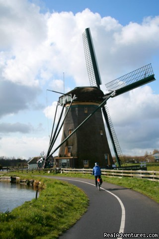 Austin-Lehman Adventures: Cycling in Holland