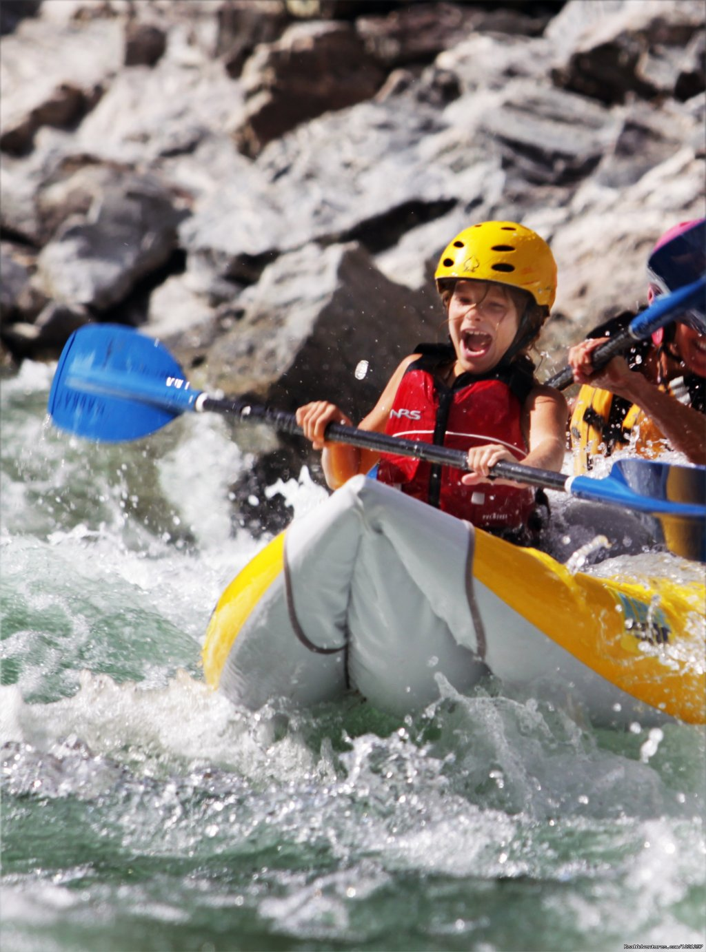 Let's Kayak! | Image #2/2 | Family Rafting Vacations