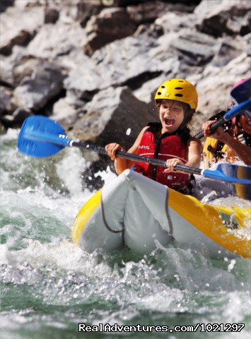 Let's Kayak! - Family Rafting Vacations