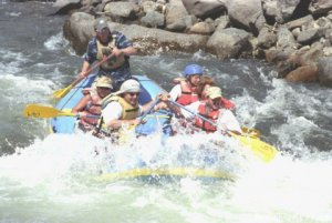 Whitewater Adventure Outfitters Canon City, Colorado Rafting Trips