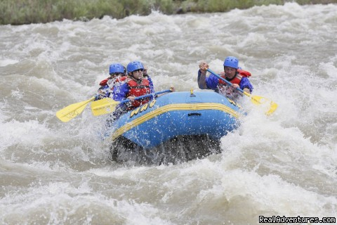 - Whitewater Adventure Outfitters