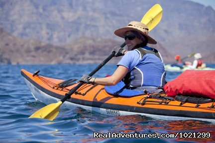 Our wonderful guides make your vacation a dream. | Image #7/25 | Sea Kayak Vacations & Whale Adventures in Baja/BC