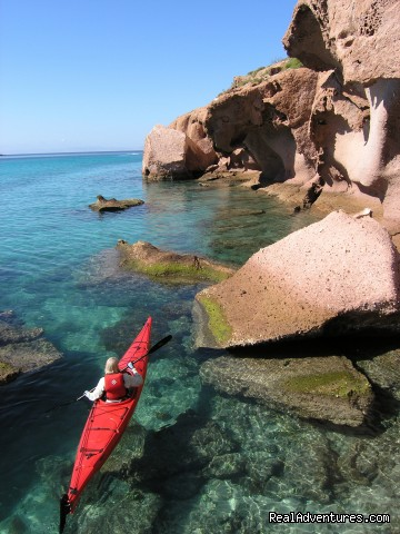 Kayaking Sea of Cortez - Baja, Mexico - Sea Kayak Vacations & Whale Adventures in Baja/BC