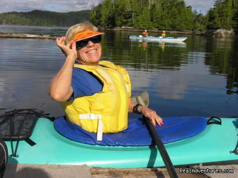 Kayaking Vancouver Island BC Canada - Sea Kayak Vacations & Whale Adventures in Baja/BC