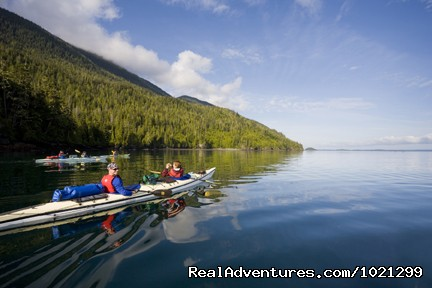 Johnstone Strait - Sea Kayak Vacations & Whale Adventures in Baja/BC