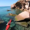 Kayaking Sea of Cortez - Baja, Mexico