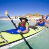 Happy Kayakers in sunny Baja!