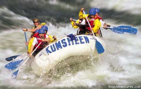 - Kumsheen Rafting & Adventure Resort