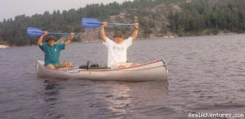 Yahoo - Wilderness canoe trips with Voyageur North Ely MN