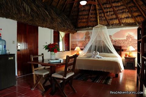 Interior (#3 of 8) - Rancho Encantado, Eco-Resort, Retreat Center