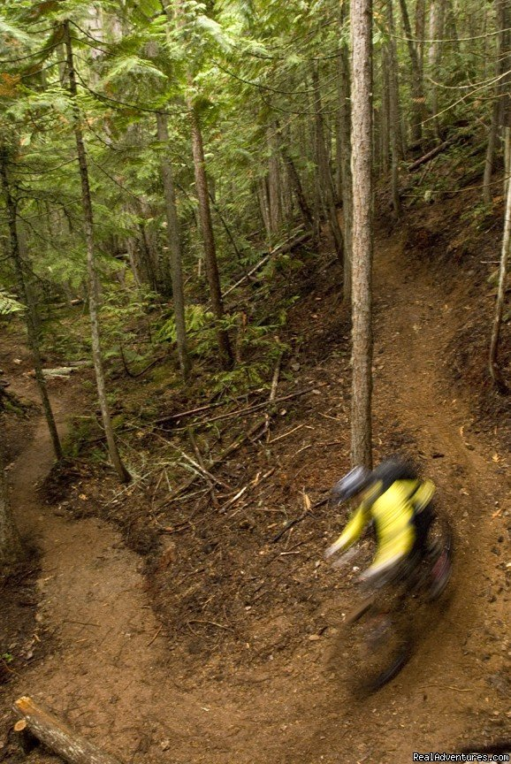 Image #10/25 | Award-Winning Singletrack Adventures