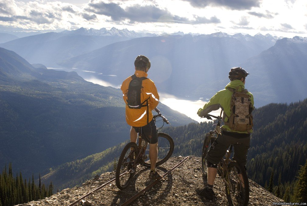 Idaho Peak, BC | Image #1/25 | Toronto, British Columbia  | Bike Tours | Award-Winning Singletrack Adventures