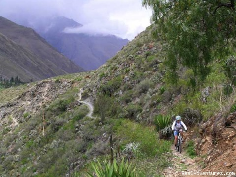 Peru singletrack - Award-Winning Singletrack Adventures
