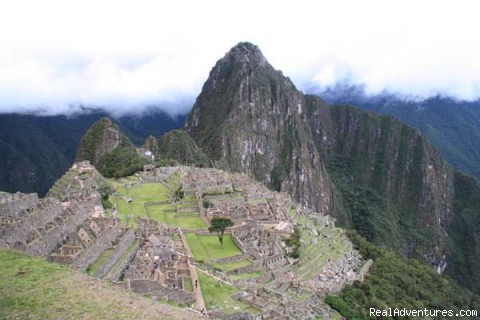 world-renowned Machu Picchu - Award-Winning Singletrack Adventures
