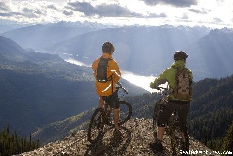 Award-Winning Singletrack Adventures Toronto, British Columbia Bike Tours