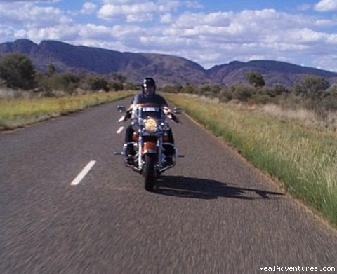 - Alice Springs Central Oz Motorcycle Adventures