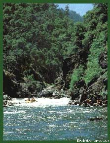 The Scenic Yuba River - California rafting from Mild to Wild - many rivers