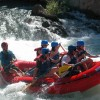California rafting from Mild to Wild - many rivers Lake Tahoe whitewater rafting on the Truckee River