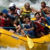 Fun rafting on the South Fork American River