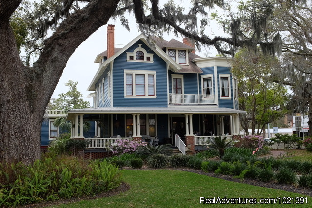 Hoyt House Bed and Breakfast Bed & Breakfasts Fernandina Beach, Florida