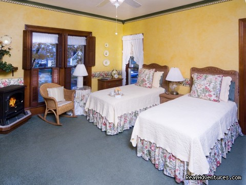 Covell Room at White Swan Inn - White Swan Inn B&B - Award winning B&B