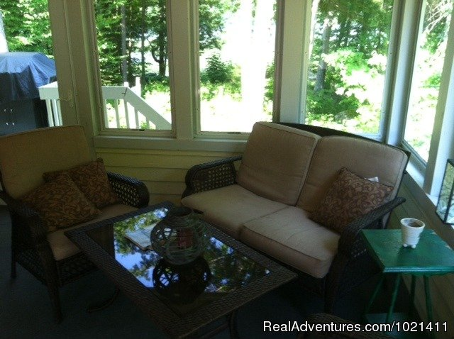 Screened In Porch | Image #7/9 | Youngtown Inn & Restaurant