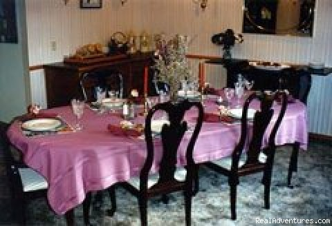 - The Tudor Rose Bed & Breakfast