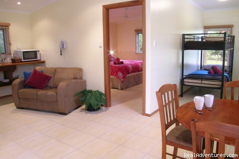 The Summit Rainforest Retreat Apartment - Cairns Highlands Accommodation & Itineraries