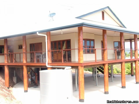 The Summit B&B - self contained, non hosted. - Cairns Highlands Accommodation & Itineraries