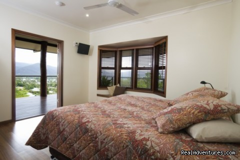 The Summit B&B - Pademelon rooms - Cairns Highlands Accommodation & Itineraries
