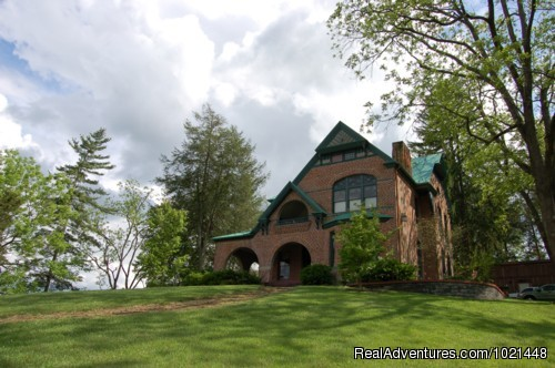 Quality Mountain City Lodging at Prospect Hill B&B Full of history and fun