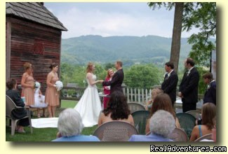 Destination Weddings at Prospect Hill/TN - Quality Mountain City Lodging at Prospect Hill B&B