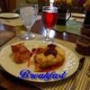 Cranberry Stuffed French Toast - Yum