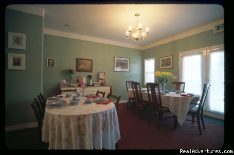 Hunt Placer Inn: Elegant Dining