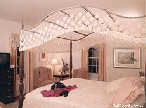 Monie Room with Canopy king size bed - Waterloo Country Inn