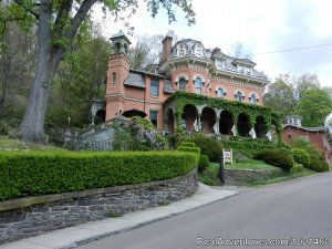 The Harry Packer Mansion Inn Jim Thorpe, Pennsylvania Bed & Breakfasts