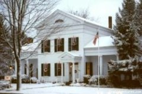 Winter Time in Jonesville - Munro House Bed & Breakfast and Spa