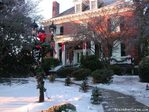 Best of Lynchburg LodgingFederal Crest Inn B & B Lynchburg, Virginia Bed & Breakfasts