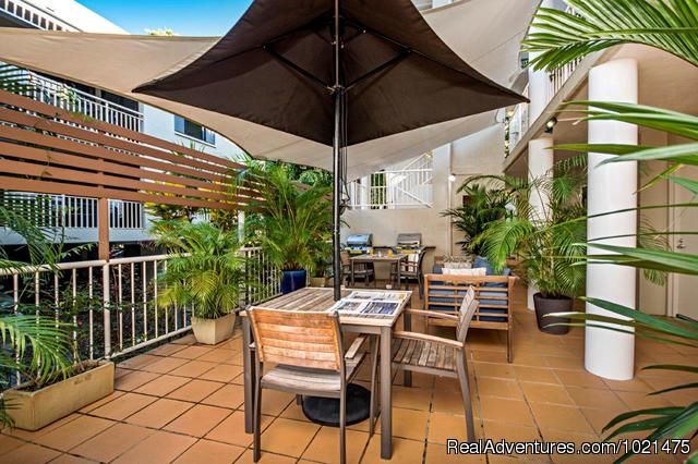 BBQ Area - Port Douglas Apartments, Australia