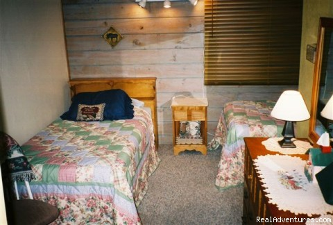 Gloria's Cozy  Nook (#6 of 6) - Relax at Fall Inn To Nature Bed & Breakfast