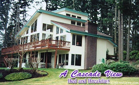A Cascade View Bed & Breakfast Bed & Breakfasts Bellevue, Washington