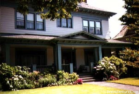 Salisbury House: Salisbury House Bed & Breakfast