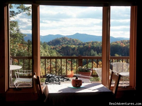 Romantic or Family Vacation in the Mountains
