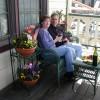Enjoy our Balcony