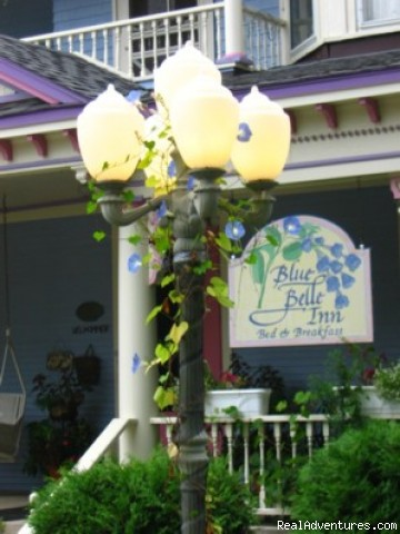 Welcome to the Blue Belle Inn - Blue Belle Inn B & B and Victorian Tea House