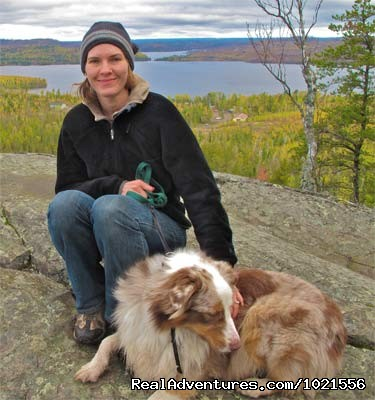Gunflint is pet friendly year around - Gunflint Lodge-family vacations in northeast MN